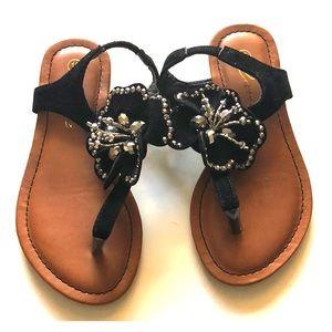 Girls Sandals size 10 toddler